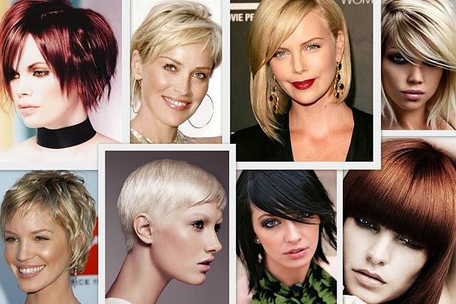 Ženske frizure-Kratka kosa