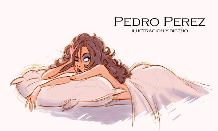 PEDRO PEREZ, Ilustracion y diseño