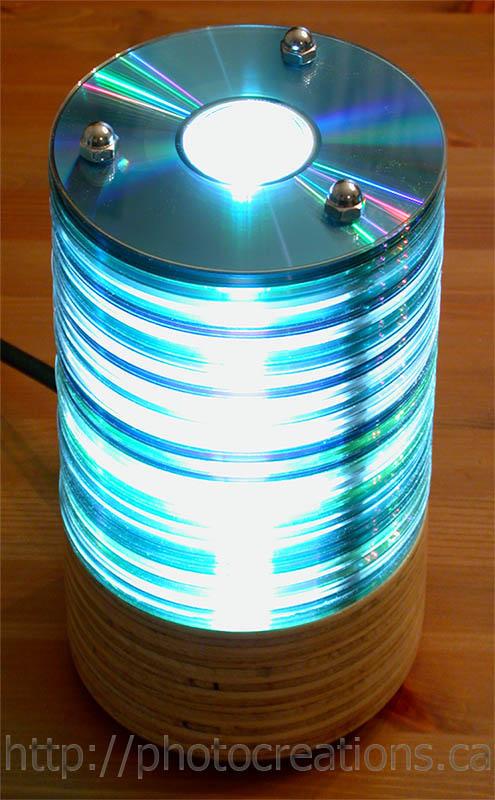 Что можно сделать из компакт дисков своими