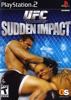 UFC: Sudden Impact   PS2
