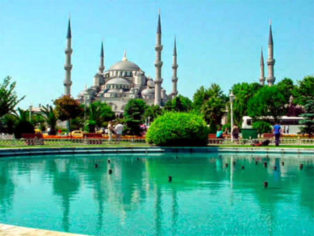 Arkaplan Duvarkağıdı Resimleri Sultan Ahmet Camii Arka Plan