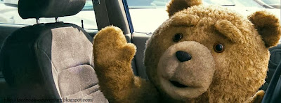 Couverture facebook HD ted