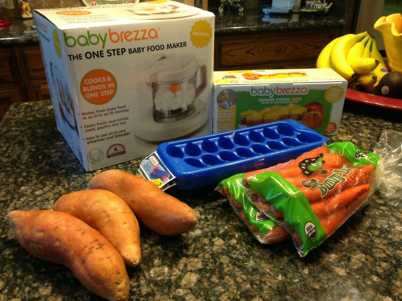 Baby first sweet potatoes baby food prep the massey spot baby first sweet potatoes baby food prep forumfinder Image collections