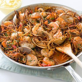 http://www.americastestkitchen.com/recipes/7079-spanish-style-toasted-pasta-with-shrimp?extcode=N00ASP100