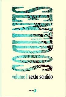 "Antologia Poética ""Sentidos - sexto sentido"""
