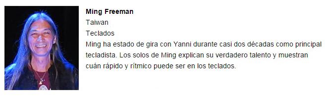 Yanni - Videografía [Música Instrumental Contemporánea]