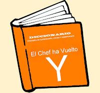 Diccionario Culinario. (Y)
