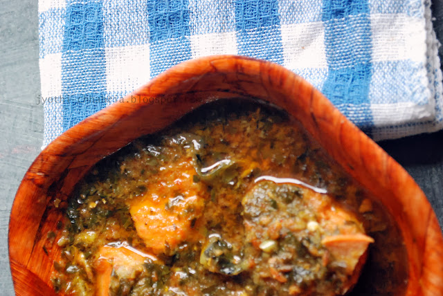 Methi Fish Curry Recipe