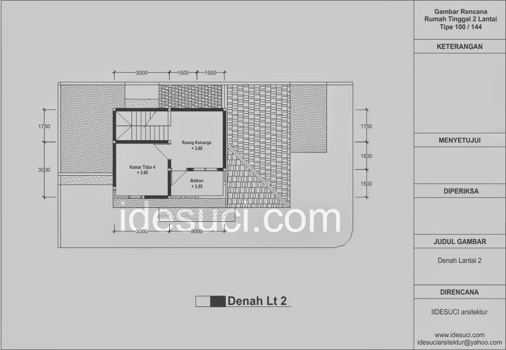Rumah Gebyok Lantai 2