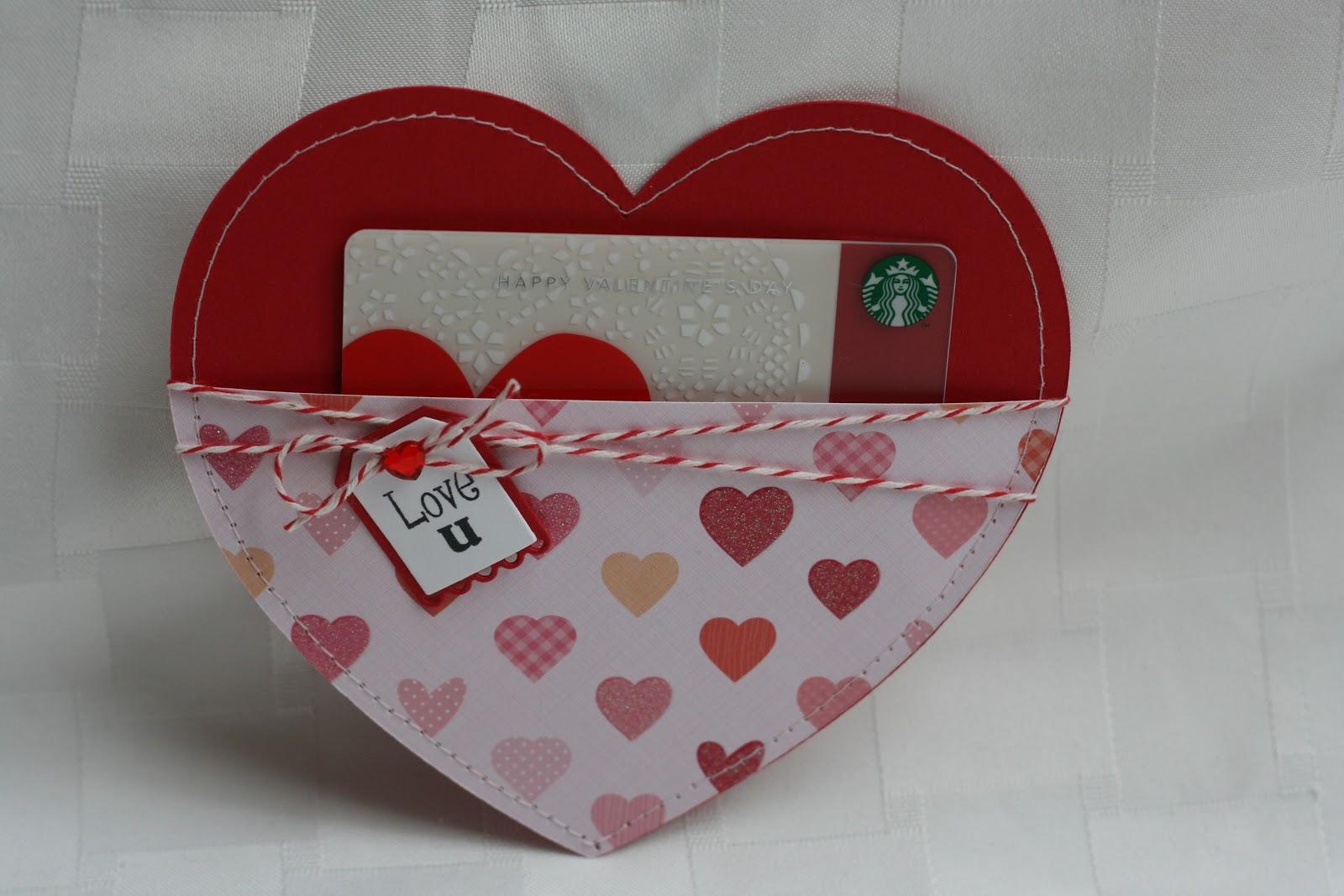 Rock Paper Cricut Valentine Gift Card Holder – Cricut Valentines Cards