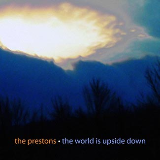 ALBUM: THE WORLD IS UPSIDE DOWN