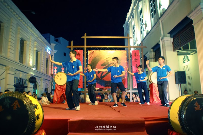 乔治市《骏马腾飞》庆甲午年文化庙会 2014 Chinese New Year Cultural And Heritage Celebration