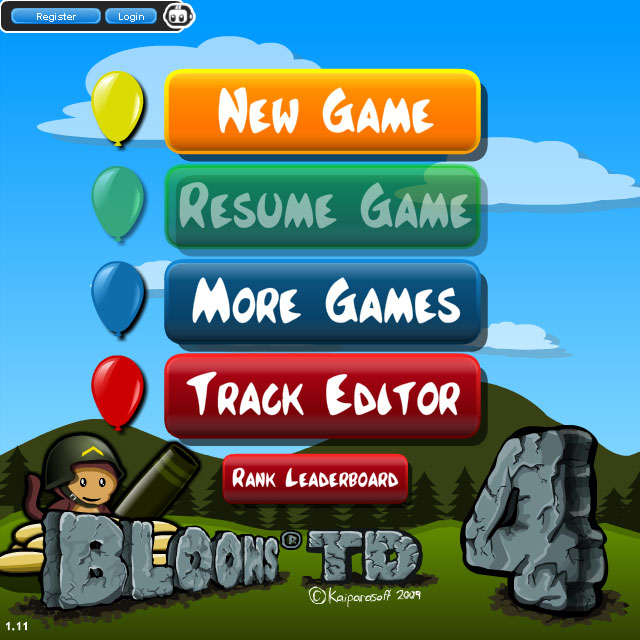 Bloons tower defense 4 archshrk bloons tower defense 4 zee post