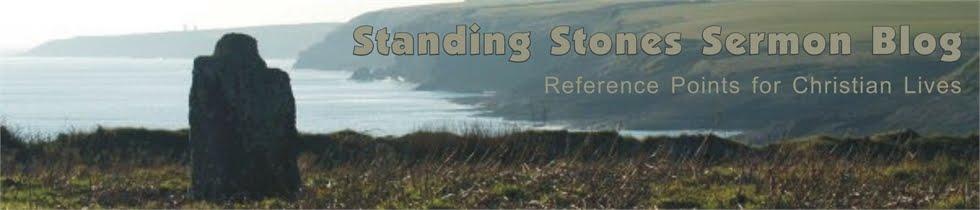 Standing Stones Sermon Blog