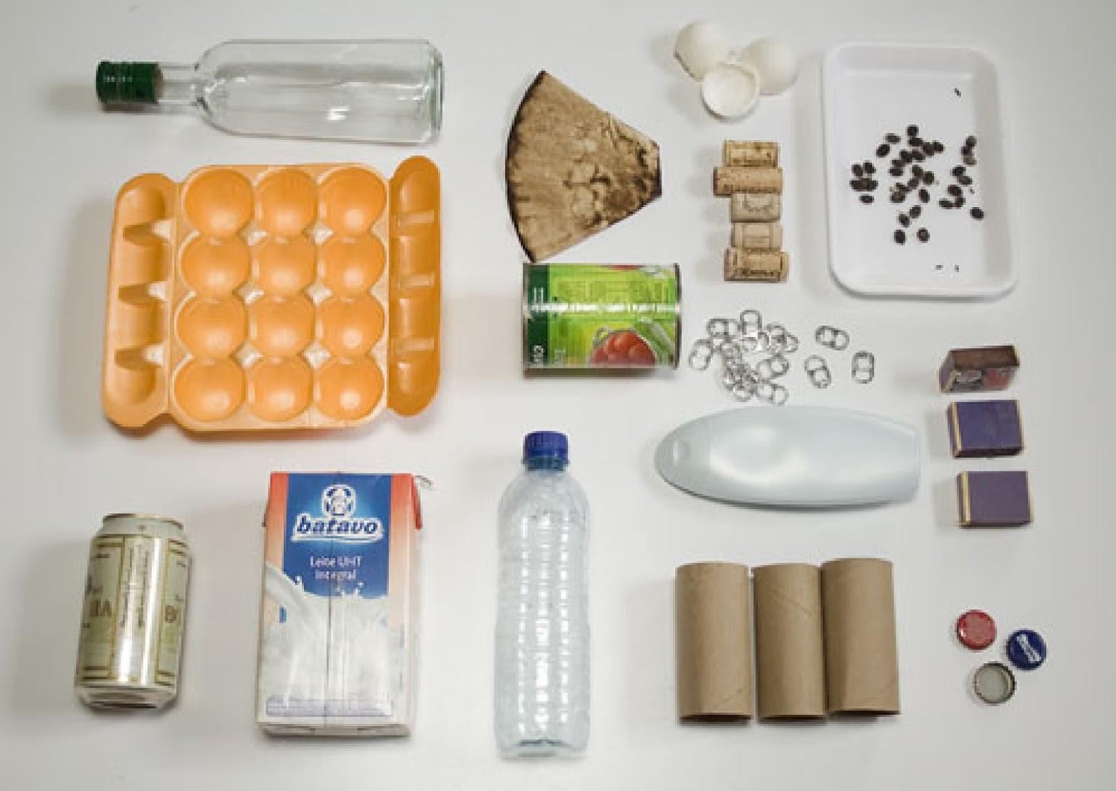 Ong oscip impacto social not cias dicas de reciclagem - Objetos reciclados para el hogar ...