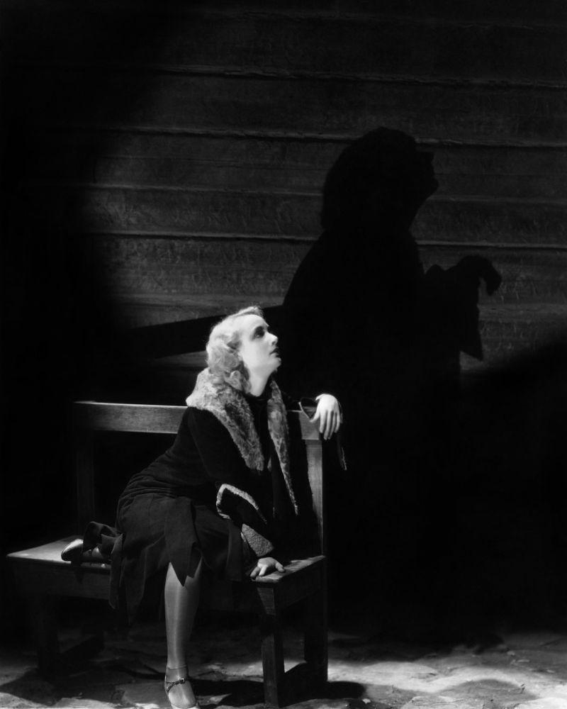 film noir photos light and shadow carole lombard