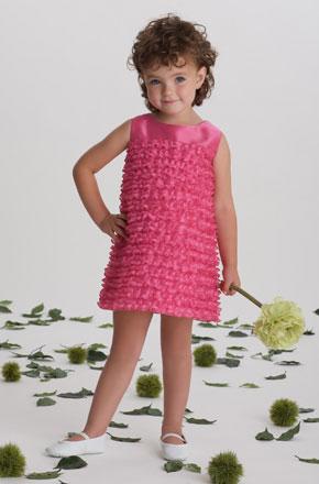 Party Kleider für Mädchen 2011/2012