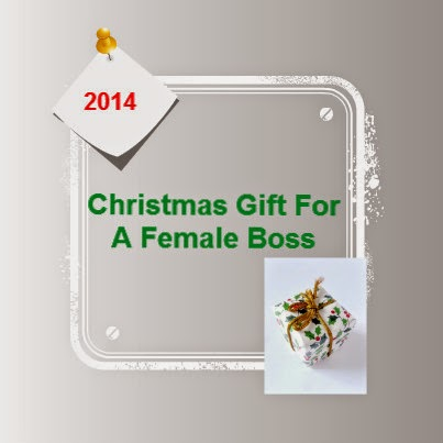 Christmas Gift For A Female Boss Christmas Gift For A