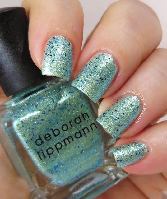 Deborah Lippmann Mermaid's Dream swatch