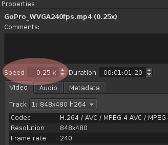 clip speed screenshot