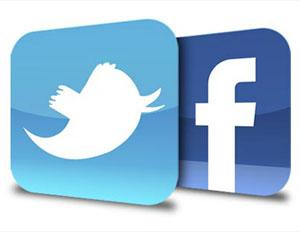 ¡Encuentranos en Twitter y Facebook¡