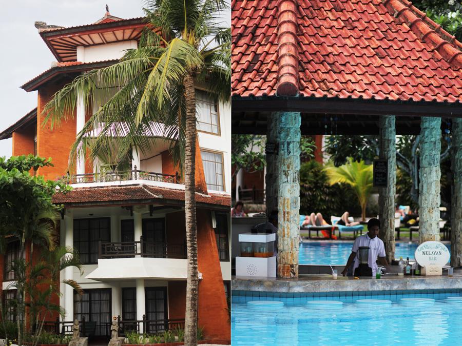 poolbar hotel villa