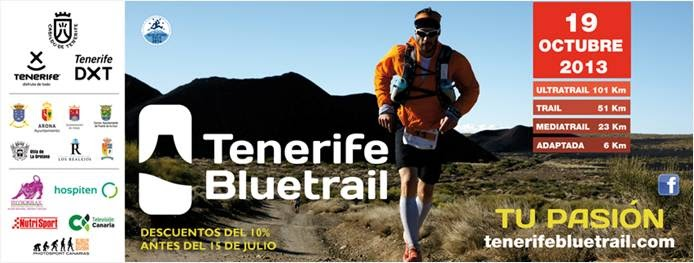 Tenerife Bluetrail 2013 - Regency Country Club