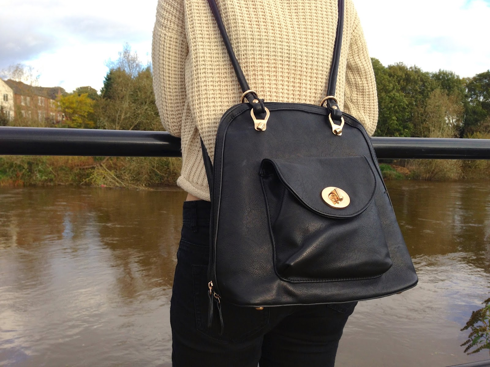La Moda Backpack