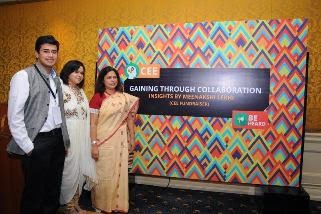 Fundraiser event in Bangalore with #BJP's Meenakshi Lekhi