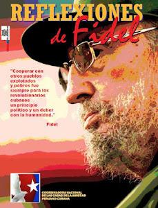 YA SALIO LAS REFLEXIONES DE FIDEL