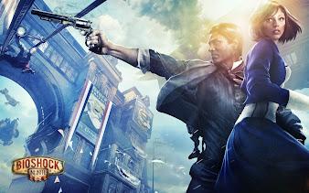 #39 Bioshock Infinite Wallpaper