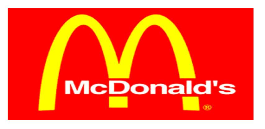 organisational structure mcdonalds