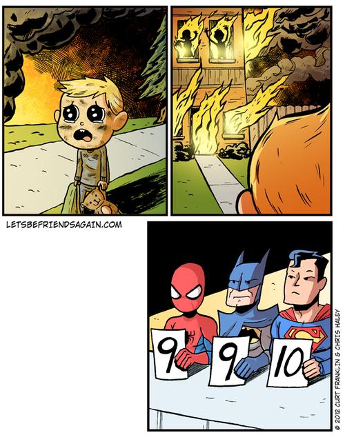Super Hero Reality Show