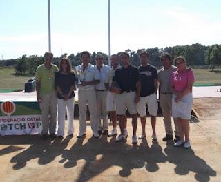 Campionat de CAtalunya ABsolut 2012 Pitch & Putt La Garriga