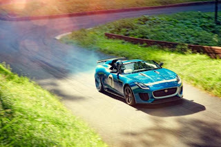 Jaguar Project 7 Goodwood 2013