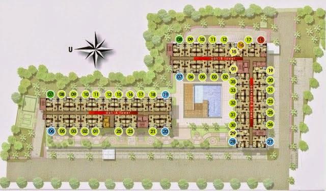 Siteplan area