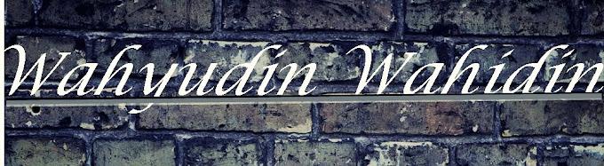 Wahyudin Wahidin
