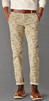 pantalones hombre Dockers invierno