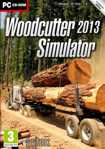 Woodcutter Simulator 2013-HI2U [PC]