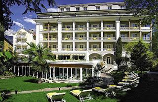Hotel Meranerhof im Zentrum der Kurstadt Meran in Südtirol