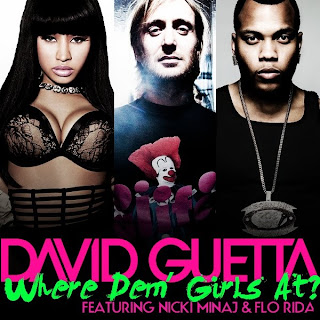 David Guetta - Where Dem Girls At? Lyrics