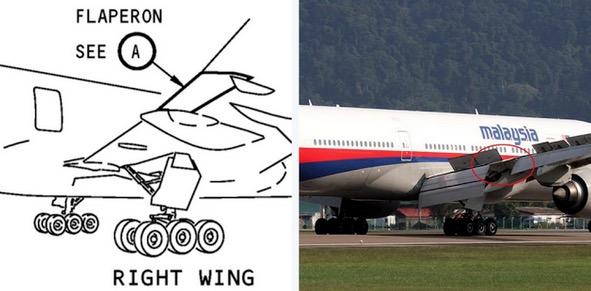 Serpihan MH370 Dijumpai di Pulau Reunion