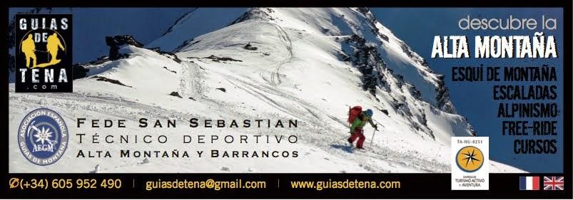 Guias de Tena / Fede San Sebastian