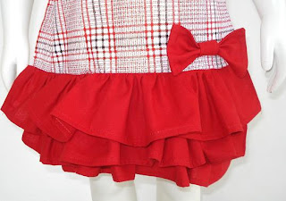 Goosie Girl   free apron pattern - Photography Props for Babies