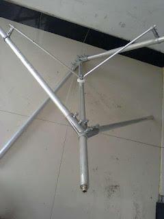 Antena Jampro Pemancar fm 300 watt