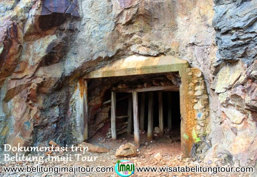 Wisata Belitung Timur Open Pit Belitung Timur