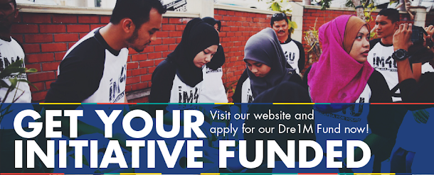 Get your volunteer initiatve funded!