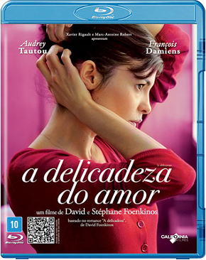 Filme Poster A Delicadeza do Amor BDRip XviD Dual Audio & RMVB Dublado