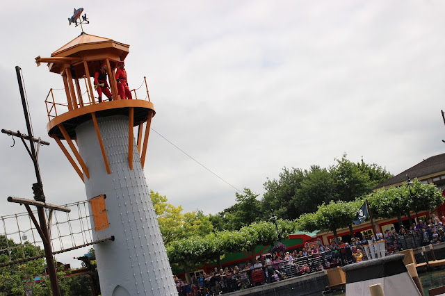 Heartlake Harbour Arena at Legoland Windsor | Chichi Mary