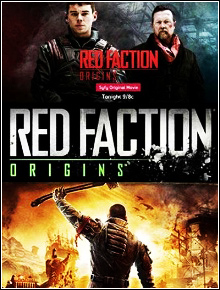 Filme Red Faction : Origins   Legendado